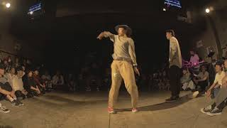 AOI vs ペッツ – !!!spaz!!! 2018 SS BEST8