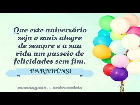 Msg de aniversário - FRASES DE ANIVERSÁRIO