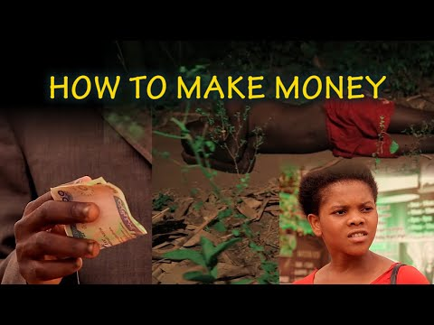 How To Make Money  Emanuella & Gloria  (mark Angel Comedy) Most Watch Video