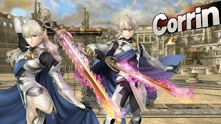 A Corrin Montage