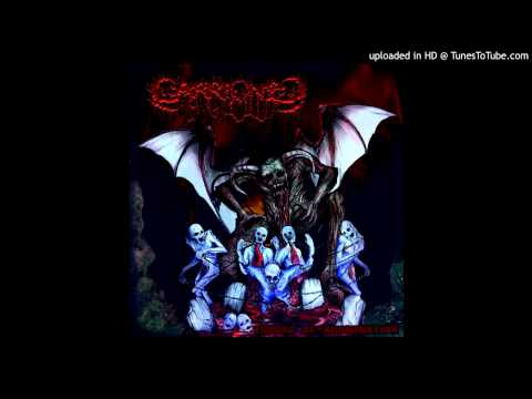 Carrioned - Liturgy For Dying Remains