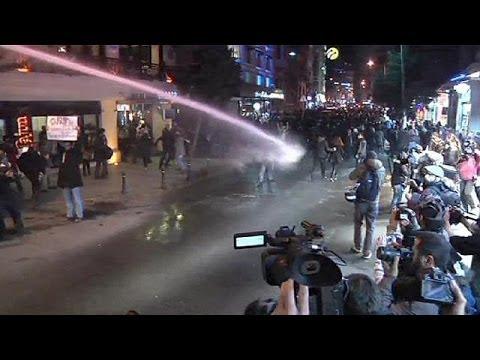 Manifestations en Turquie contre un projet de censure d'internet