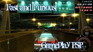 Nonton Fast and Furious - Gameplay - Part 1 - English - PSP Film Subtitle Indonesia Streaming Movie Download