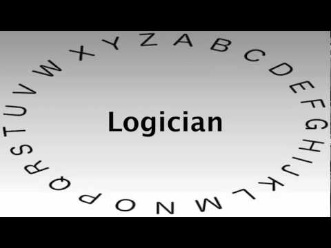 SAT Vocabulary Words and Definitions — Logician