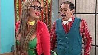 A Que Te Ríes - Navarrete Impactado Al Ver A Sabrina Como La Chilindrina