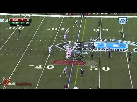 Shilique Calhoun vs Ohio St. 2013 video.