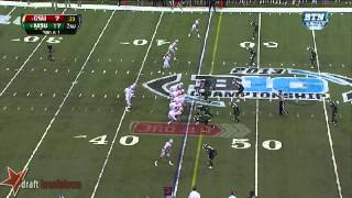 Shilique Calhoun vs Ohio State (2013)
