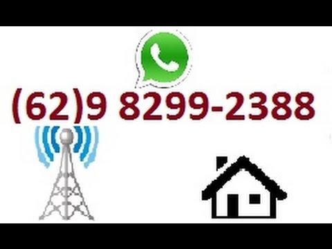 (62)98299-2388 Internet via radio Aparecida de Goiânia