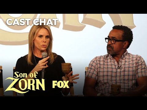 Live Q&A At The Microsoft Lounge | Season 1 | SON OF ZORN
