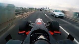 Street F1 with Team Betsafe
