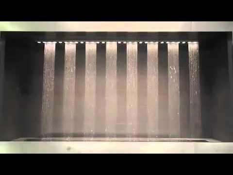 Osaka Station City Water Display