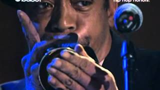 Nas Feat Olu Dara - Bridgin The Gap (Live Hip Hop Honors 2004)