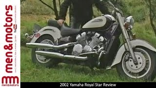 6. 2002 Yamaha Royal Star Review