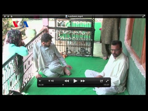 militant rehabilitation - VOA New Delhi Correspondent Aru Pande talks to On Assignment's Alex Villarreal about a rehabilitation program allowing former militants who fought for Pakist...