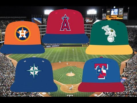 AL West - Here is my first episode of my new series where I predict how each division in baseball will end up! In this first episode, I preview and predict the AL West...