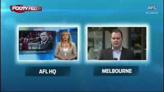 Eddie McGuire - AFL Footy Feed - Wednesday