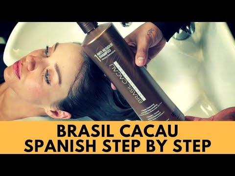 Bien Cacau Brazilian Smoothing System