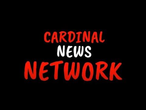 Cardinal News Network - Season 4 Episode 3