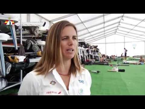 Previa del Mundial: Marina Alabau, clase RS:X Femenino