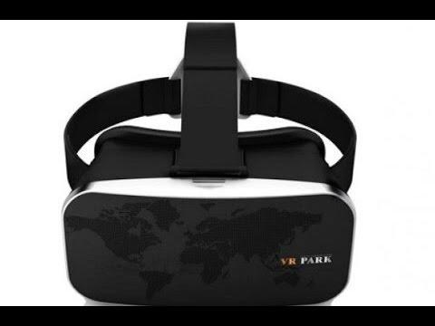 VR Park Headset Unboxing