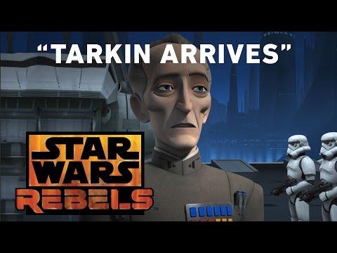 Star Wars Rebels 1.13 (Clip 'Tarkin Arrives')