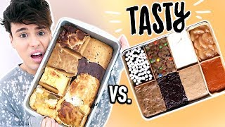 Video i made tasty's 8 DESSERTS IN 1 PAN !!! MP3, 3GP, MP4, WEBM, AVI, FLV Juni 2019