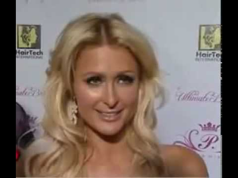 Paris Hilton - Releases Hair Beauty Range (Celebrity Styler)