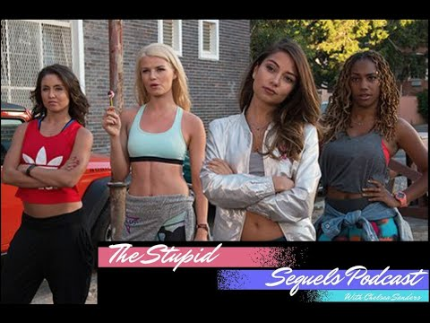 "The Stupid Sequels Podcast |  Bring It On: Worldwide #Cheersmack ""Diversity Alley"""