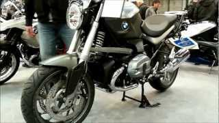 2. 2012 BMW R 1200 R 73 Hp 200 Km/h * see also Playlist