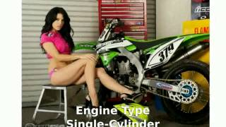 9. 2011 Kawasaki KX 450F Features
