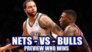 Nets-vs-Bulls 2013 NBA Eastern Conference Playoff Preview