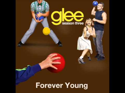Glee Cast - Forever Young lyrics