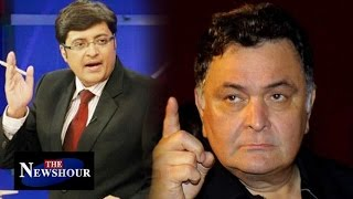 Rishi Kapoor Opposes Congress- Wants Indian Assets Renamed: The Newshour Debate (18th May 2016)