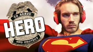 THE HERO YOUTUBE DESERVES.