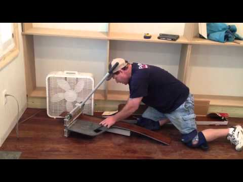 to install wood flooring - Doorways, Room transitions and floor vents