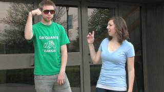 Taylor University Youth Conference Rules Video- Tik Tok Parody