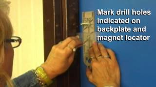 Detex EAX-500 Installation thumbnail