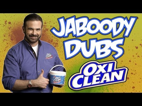 Original Billy Mays Oxiclean Dub Video