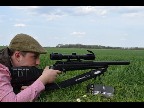 NEW GUN: FBT - Fine Ballistic Tools Ultrashort for Blaser R8
