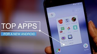 Here are some must-have apps for your new Android phone. Dumpster https://goo.gl/IW6KvtSMS backup plus https://goo.gl/v9txHvPhotos https://goo.gl/KF88KGAutomatic call recorder https://goo.gl/QLZv4qTitanium backup App  https://goo.gl/CbstxBCerberus https://goo.gl/EY3eTUAnti-theft alarm https://goo.gl/crqxm0------You can reach me hereWebsite - http://techwiser.com/YouTube - https://www.youtube.com/techwiserFacebook -https://www.facebook.com/techwiserTwitter - https://twitter.com/TechWiserInstagram - https://www.instagram.com/techwiserWhich background music did I use?The Passion HiFi - What We Came To Dohttps://soundcloud.com/freehiphopbeatsforyou/free-the-passion-hifi-what-we-came-to-doWhat camera do I use? Canon 70DWhat mike do I use?Blue Yeti and Video Mic pro (depends on requirement)What tripod do I use?Manfrotto MVKBFRWhat video editor do I use?Final Cut ProMy computer do I use?iMac 2015 for editing and a ThinkPad for casual work