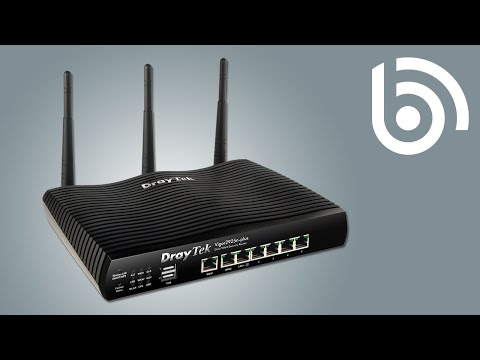 DrayTek Vigor 2925 Router Series Overview
