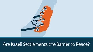 Video Are Israeli Settlements the Barrier to Peace? MP3, 3GP, MP4, WEBM, AVI, FLV Juli 2018
