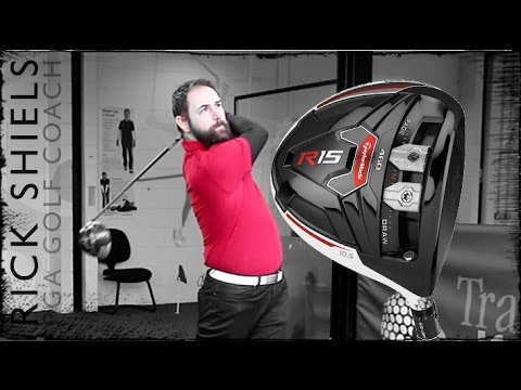 TaylorMade R15 Driver 13 Handicap Testing