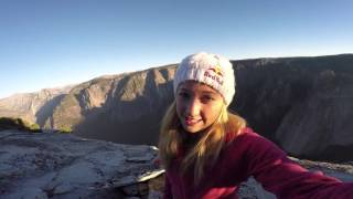 Scouting a New Climb on El Cap, Yosemite with Pro Climber Kevin Jorgeson by Sasha DiGiulian