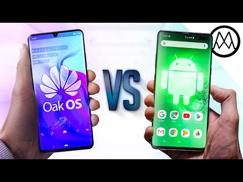 How Huawei's OS might REPLACE Android.