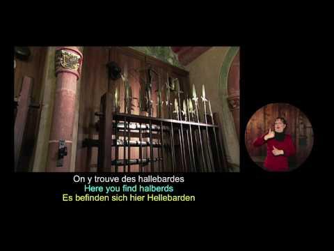 Le château du Haut-Koenigsbourg, un musée (5/7)
