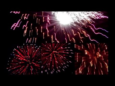 Fourth of July Fireworks - Dobbs Ferry, NY - 2011