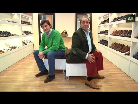Andrés Ferreras y Antonio Fagundo, shoes sold from Andalusia to international politicians and actors