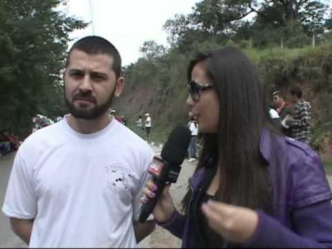 Trike em Aruja - Entrevista com Cezar Programa Conexão Radical