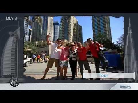 Videomemorias - Club Diamante Amway Dubai